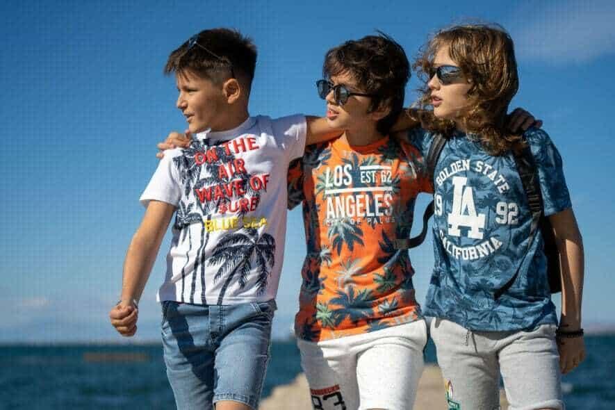Τάσεις στα παιδικά ρούχα της σεζόν Άνοιξη - Καλοκαίρι 2021