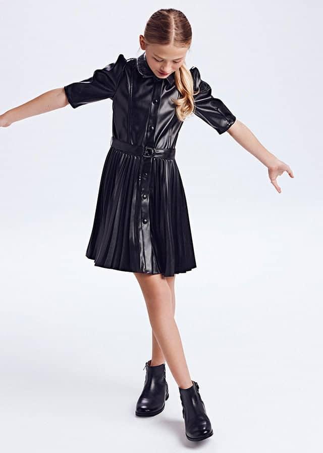 Φόρεμα πολυδερματίνη Κορίτσι 8 έως 16 ετών Mayoral